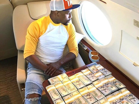 Boxing Champ Floyd Mayweather is Now Involved in Two ICOs