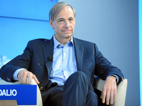 Ray Dalio Latest Finance Chief to Slam Bitcoin, Calling it 'A Bubble'
