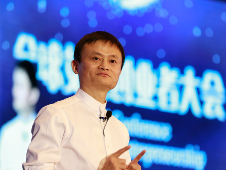 Alibaba's Jack Ma Warns That AI Will Give Us Robot CEOs in the Future