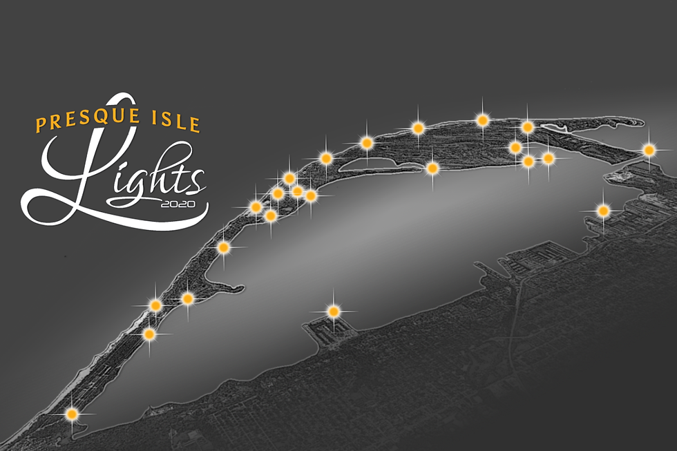 PI LIGHTS MAP