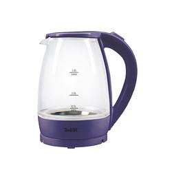 Фиолетовый Стеклянный Чайник 1.8л