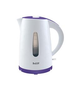 Фиолетовый Пластиковый Чайник 1.7л