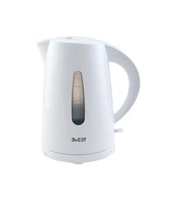Белый Пластиковый Чайник 1.7л