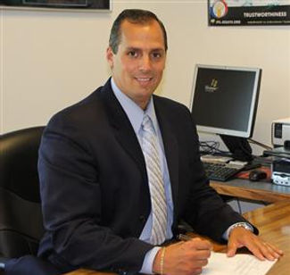 Photo of Superintendent Bob Molisani