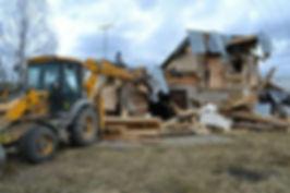 демонтаж строений дервянных кирпичных в Ярославле   демонтаж дачных домиков и их утилизация