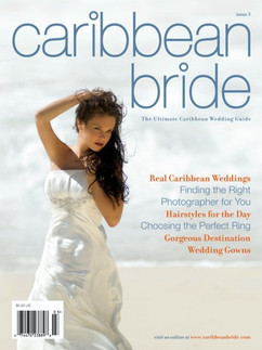 Caribbean Bride. Photography: Dave Cox