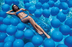 Blue Sky Luxury. Photography: Jaryd Niles-Morris