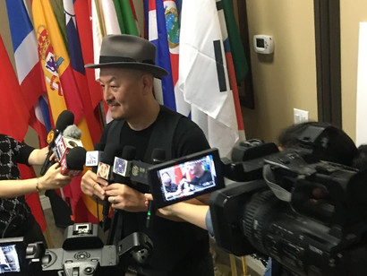 Press Conference for the Chinese Media