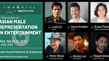 Asian Male Representation in Entertainment