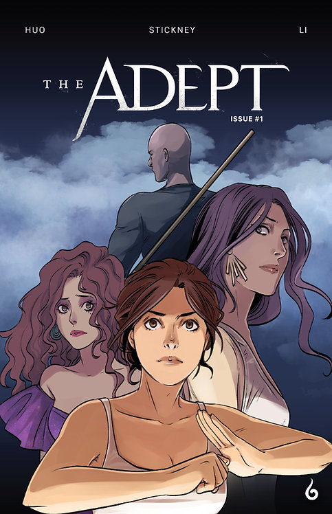 The Adept #1 - DIGITAL
