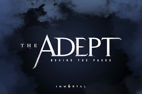 The Adept #1:  Behind the Pages