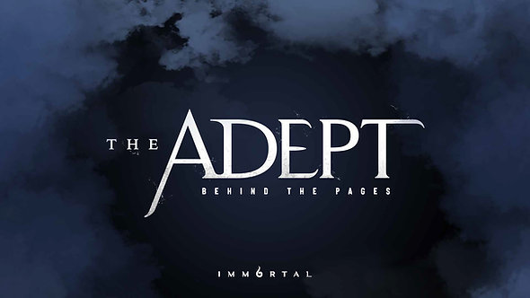 The Adept #1:  Behind the Pages (Digital)