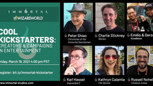 Webinar: Cool Kickstarters: Creators & Campaigns