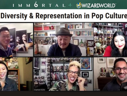 Video: Diversity in Pop Culture in 2021 and Beyond!