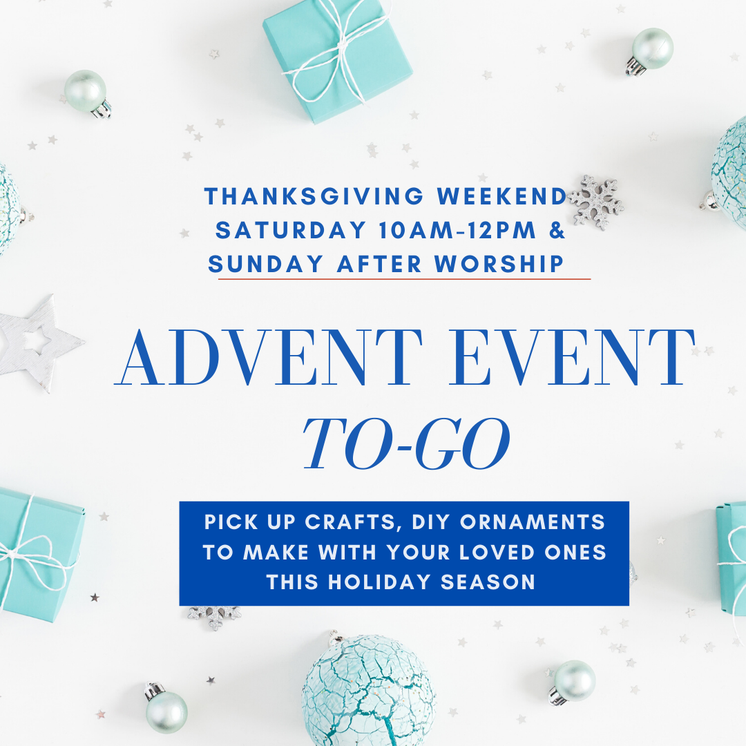Advent Event to-Go