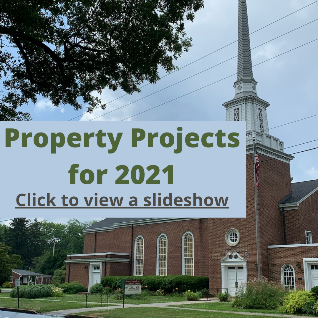 View the property projects for 2021