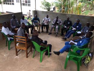 Philip's Uganda Blog - Tuesday