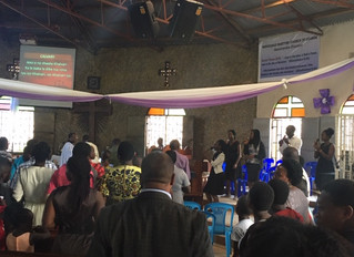 Philip's Uganda Blog - Sunday