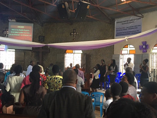 Philip's Uganda Blog - Sunday