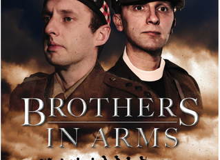 """Don't Miss """"Brothers in Arms"""" (17th November, St John's Church)"""