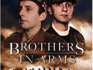 "Don't Miss ""Brothers in Arms"" (17th November, St John's Church)"