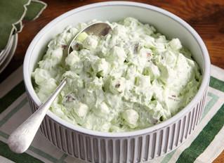 Vintage Recipe or Washington Scandal? Watergate Salad