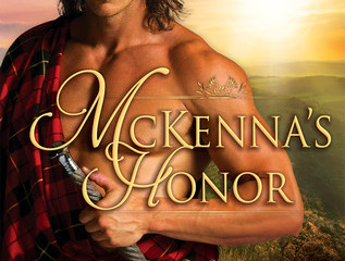 A verra, verra good book - McKenna's Honor by Suzan Tisdale