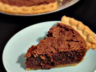 Alligator . . . er, Chocolate Buttermilk Pie
