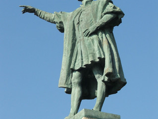 Columbus - Evil Genius or a Man of his Times?