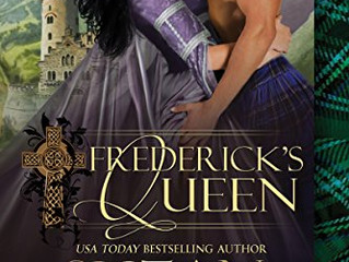 "Catherine Cookson meets Victoria Holt: Review of ""Frederick's Queen"" by Suzan Tisdale"