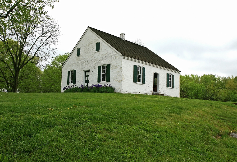 Dunker Meeting House, Maryland (courtesy of freeimages.com)