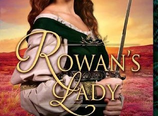 Review of Rowan's Lady by Suzan Tisdale