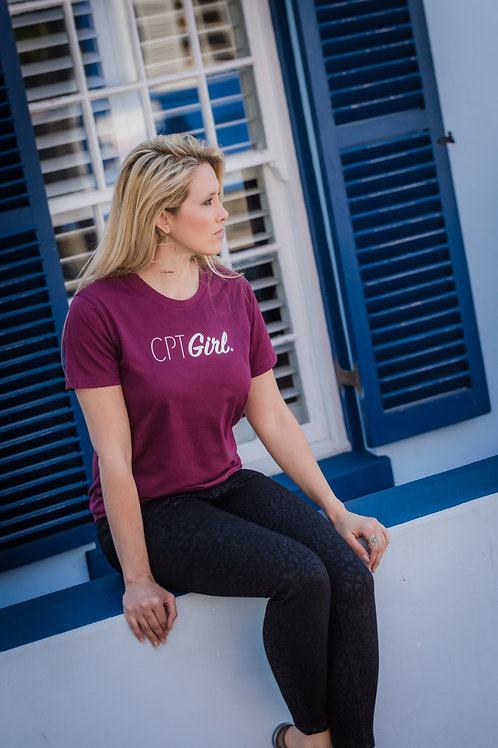 CPTGIRL T-shirt