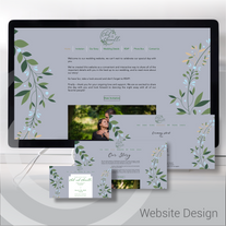 WEDDING INVITE WEBSITE