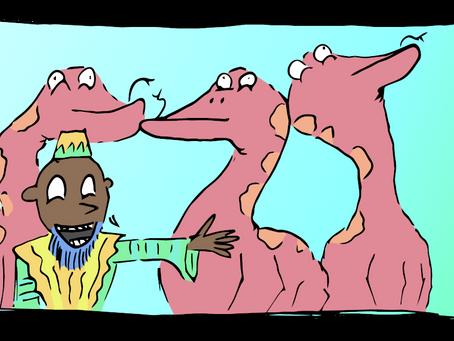 BQ-05: Let's Steal Lizards