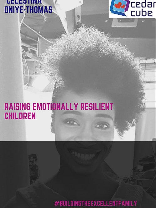 Building emotionally resillient children