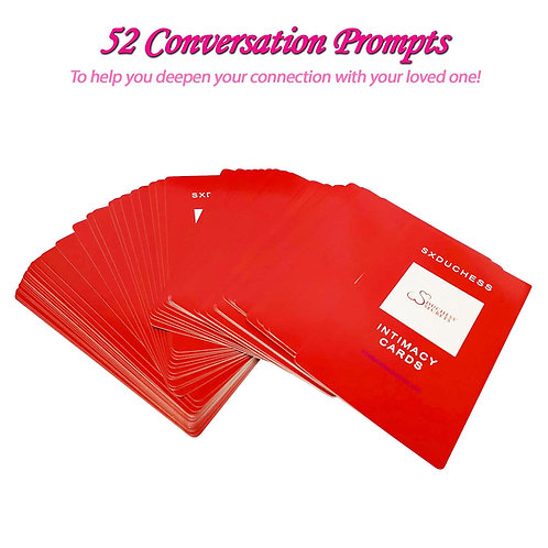 Intimacy cards (Worldwide Shipping)