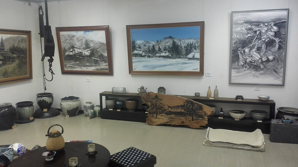 Hayatsu Gallery Snow Country