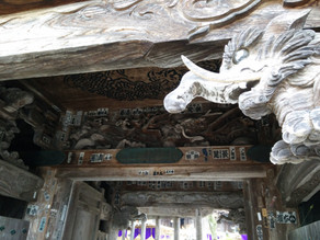 Fukoji Temple & Bishamondo