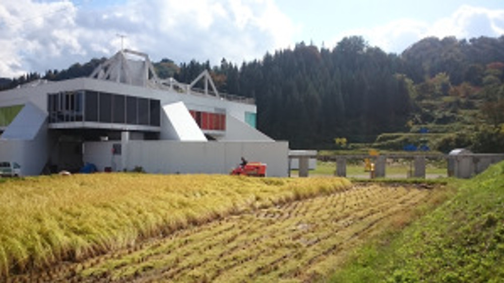 The Nohbutai Snow-Land Agrarian Culture Center, Matsudai