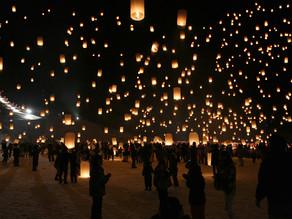 Tsunan Snow Festival & Sky Lanterns
