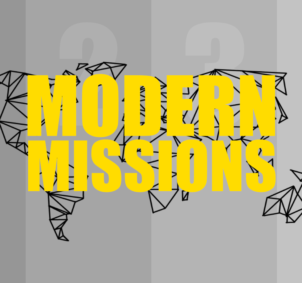 Video Series: The Four Eras of Modern Missions
