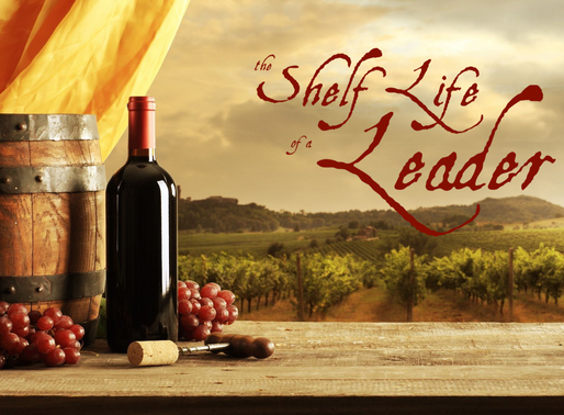 The Shelf Life of a Leader