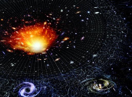 New Science Says No Big Bang