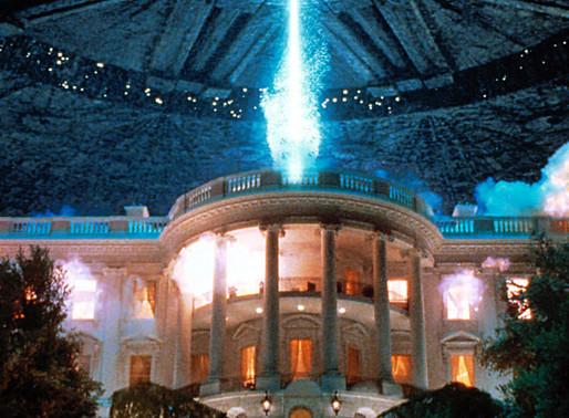 Clinton Campaigns on UFOs