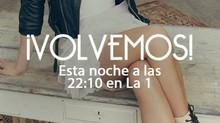 Nueva temporada de ¨Cuéntame cómo pasó¨ con Carmen Climent