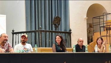 Ana Arias invitada al Cinefan festival de Úbeda por ´´El pueblo´´
