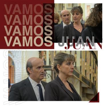 "Oti Manzano se incorpora a ""Vamos Juan"""
