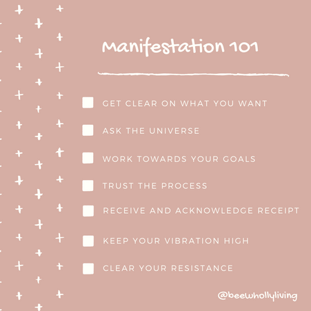 Manifestation 101: How to Manifest Anything You Desire