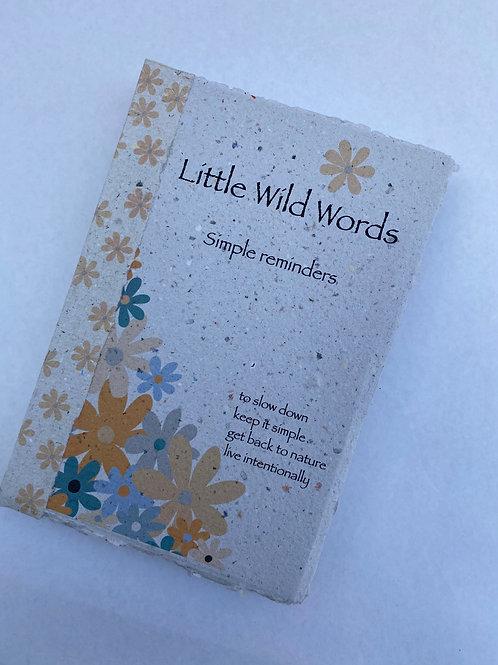 Little Wild Words 2nd Edition